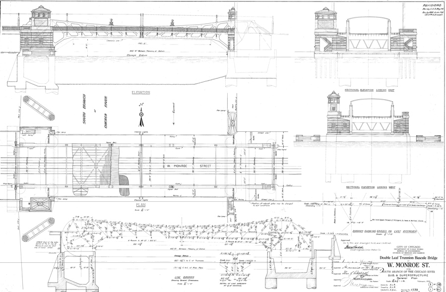 architectural drawings of bridges. Delighful Bridges Intended Architectural Drawings Of Bridges
