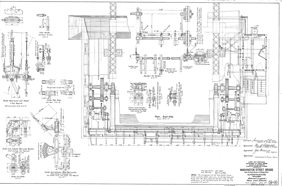 civil engineering drawing - photo #15